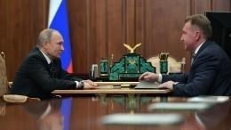 Глава Внешэкономбанка Шувалов рассказал Путину оработе ипланах ВЭБ
