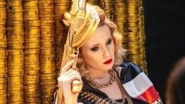 Певица Монеточка выпустила новый клип напесню «Нимфоманка»