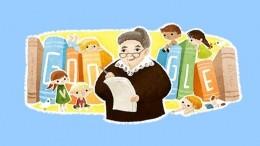 Google посвятил дудл незаслуженно забытой советской писательнице Софье Могилевской