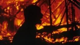 Пожар вЧувашии унес жизни двоих детей