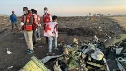 Опубликованы последние слова пилотов упавшего вЭфиопии Boeing— видео