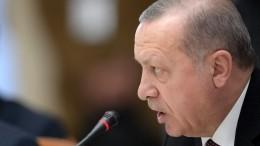 Эрдоган объяснил покупку С-400: «США непредложили нам подходящих условий»