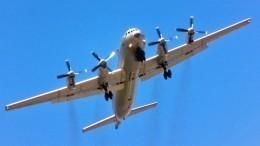 Япония подняла истребители наперехват российского Ил-38