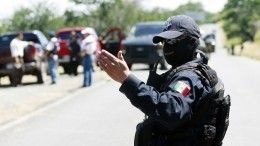 Принц изКамеруна попал ваварию вМексике
