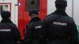 Мужчина выпрыгнул изокна полицейского участка вМоскве