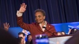 Чикагский гамбит: Мэром вСША стала темнокожая лесбиянка— мнение
