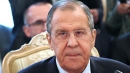 Лавров: РФпризывает США прекратить незаконную оккупацию лагеря Эр-Рукбан
