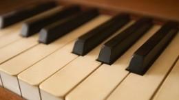 Видео: Пианино, накотором может сыграть любой, появилось наулице Петербурга