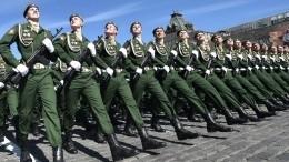 Видео: Первая репетиция воздушной части парада Победы прошла над Алабино