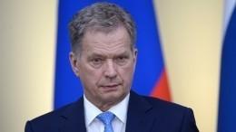 Видео: Президент Финляндии прибыл намеждународный форум вРФнапоезде