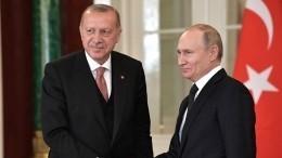 Турция намерена продолжить военно-техническое сотрудничество сРоссией