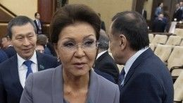 Дочь Назарбаева прокомментировала информацию обучастии ввыборах