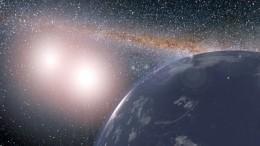 Нибиру могла уничтожить Землю наПасху, ноатаковала Юпитер