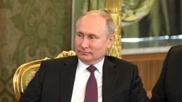 Путин назвал переводчика шведского языка «бандитом»