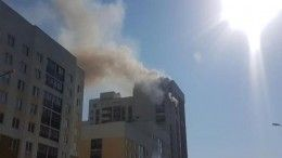 Взрыв вжилом доме Екатеринбурга— кадры сместа