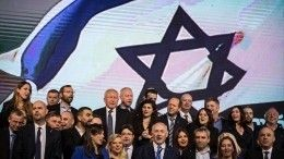 Видео: ВИзраиле объявили предварительные итоги парламентских выборов