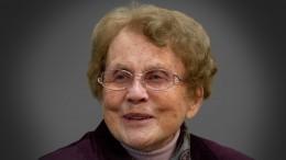 Мать Ангелы Меркель умерла ввозрасте 90 лет