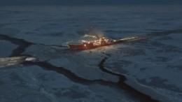 Репортаж: Первую вмире дрейфующую платформу заложили на«Адмиралтейских верфях»