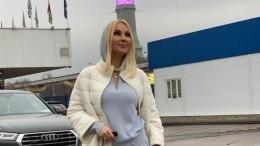 Видео: Леру Кудрявцеву ограбили напрогулке поЛондону