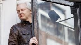 Основатель «WikiLeaks» Джулиан Ассанж задержан полицией вЛондоне