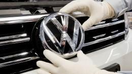 Путин высоко оценил работу Volkswagen Group вРоссии