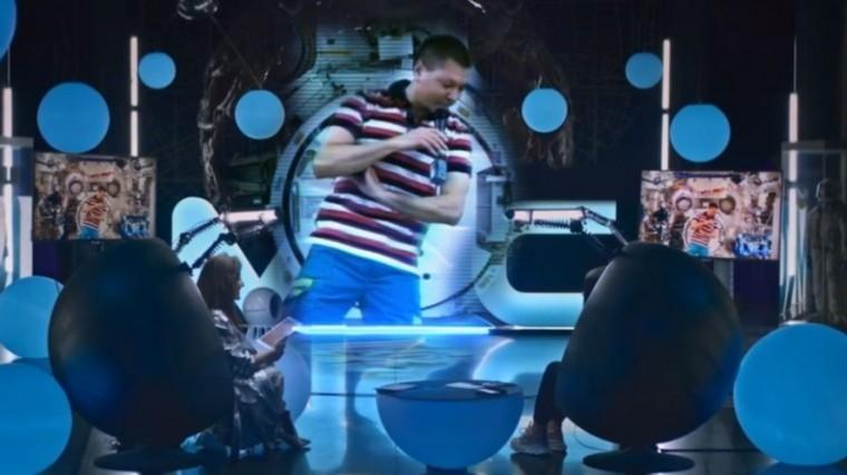 Видео: Соцсеть «ВКонтакте» презентовала шоу «МКС насвязи»