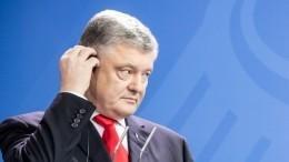 Врач-психиатр сМайдана рассказала осостоянии психики Порошенко