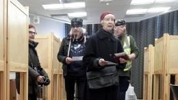 Выборы здорового человека: ВФинляндии выбирают новый парламент
