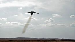 Видео: Под Триполи сбит военный самолет Ливийской национальной армии