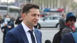 Вштабе Зеленского отметили, что непризнают референдум вКрыму