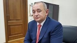 Главный военный прокурор Незалежной бежал изстраны