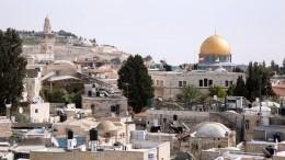 Пожар наХрамовой горе вИерусалиме— видео