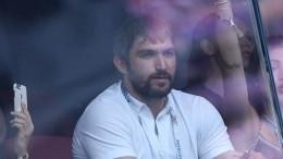 Александр Овечкин подрался сАндреем Свечниковым наматче НХЛ— видео