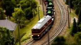 Видео: Как вРоссии создают игрушечные макеты железных дорог