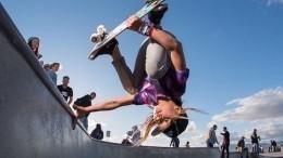 Недокукол: 10-летняя скейтбордистка может стать самой юной участницей Олимпиады