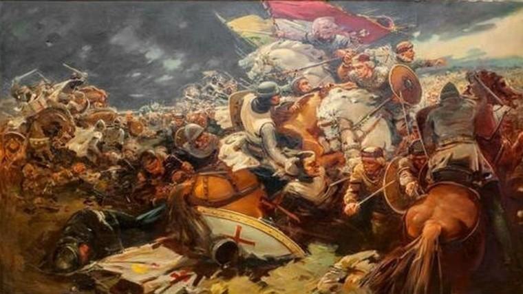 Битва при Сауле.