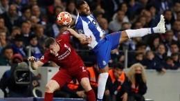 «Ливерпуль» обыграл «Порту» ивышел на«Барселону» вполуфинале Лиги чемпионов