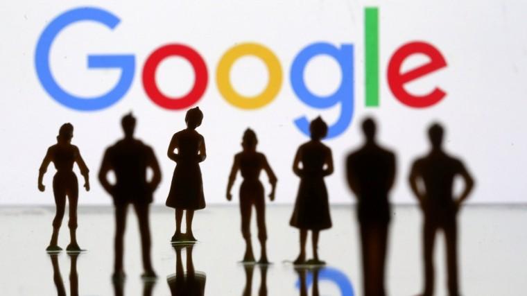Пользователи пожаловались насбой Google