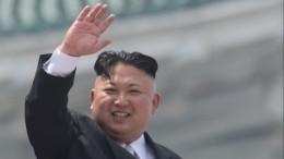 Ким Чен Ынпосетит Россию поприглашению Владимира Путина