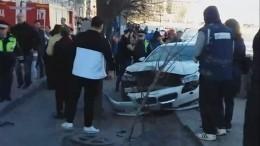 «Разбито все»: пострадавший встрашном ДТП наФонтанке рассказал опроисшествии