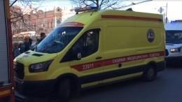 «Одного выкинуло вФонтанку»: новое видео момента страшной аварии вПетербурге