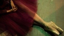 «Мне нежаль»: Волочкова показала покалеченные нарепетиции ноги