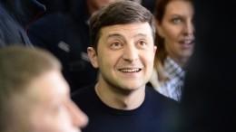Владимир Зеленский назвал состав своей будущей президентской команды