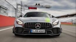 Mercedes-AMG готовит кпремьере самый быстрый спорткар вистории