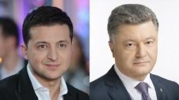ВКиеве начались дебаты кандидатов впрезиденты Украины