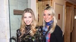 Ирина Салтыкова снялась вновом клипе дочери накавер хита «Серые глаза»— видео