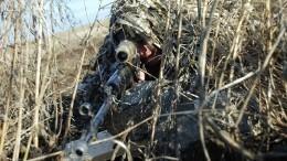 ВДНР 23-летняя ополченка приняла огонь насебя вовремя атаки ВСУ