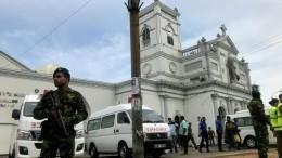 Владимир Путин выразил соболезнования жертвам взрывов наШри-Ланке