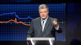 Петр Порошенко проголосовал вкиевском Доме Офицеров— видео