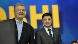 Выборы наУкраине: Зеленский лидирует порезультатам опроса NIMG на12.00